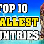 Top 10 SMALLEST Countries in the World 7