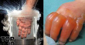 Top 10 Worst Liquid Nitrogen Accidents 3