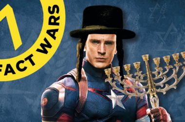 Have You Heard Of The Jewish Avengers? - #FactWar 3