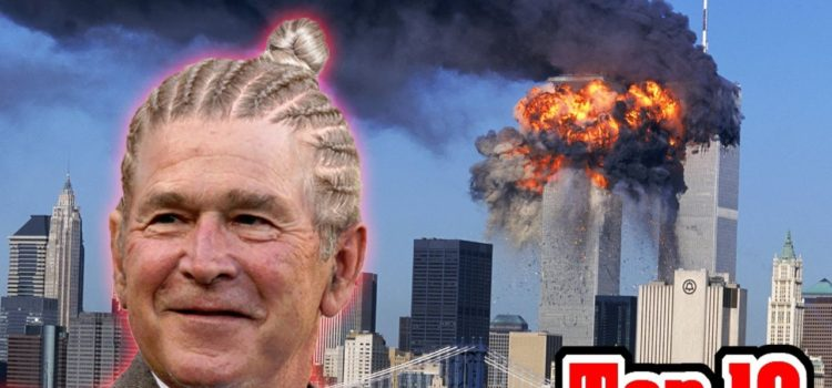 Top 10 Most Sinister Conspiracy Theories 1
