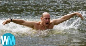 Top 10 Manliest Things We Know About Vladimir Putin 3