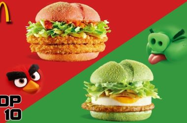 Top 10 Discontinued Fast Food Items We All Miss - Part 8 4