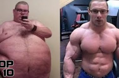 Top 10 Insane BEFORE AND AFTER Pictures – Part 2 6