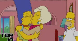 Top 10 Inappropriate Moments On The Simpsons 3