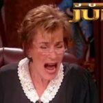 Top 10 Judge Judy Savage Moments 6