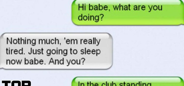 Top 10 People CAUGHT Cheating Through Text Message - Vid 33