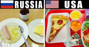 What School Meals Look Like Around The World 2