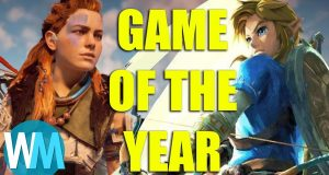 Top 10 Best Video Games of the Year (2017) 2