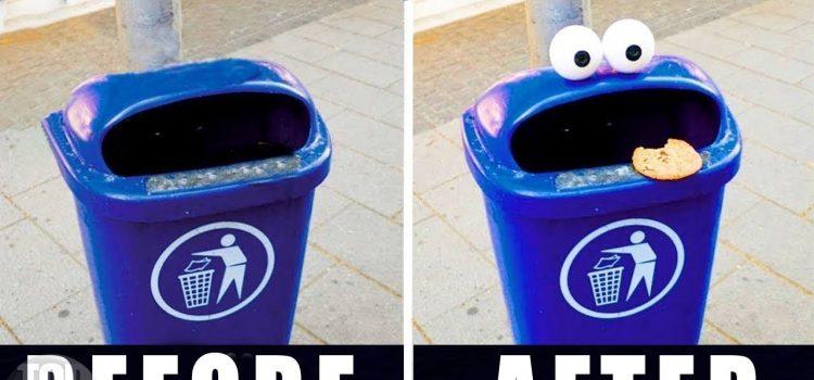 10 Hilarious Acts Of Vandalism (GENIUS) 1