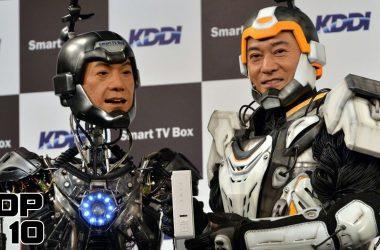 Top 10 Human-Machine Hybrids 6