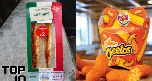 Top 10 Fast Food Items That Totally Failed 3
