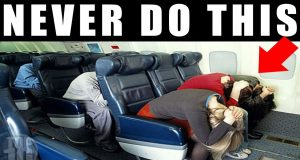 THINGS YOU SHOULD NEVER DO ON AN AIRPLANE 4