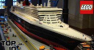 Top 10 Insane Lego Creations 2
