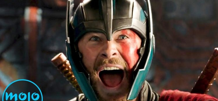 Top 10 Improvised Superhero Movie Moments 1