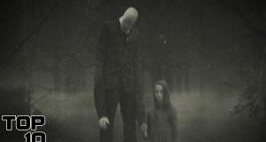 Top 10 Scary Slenderman Sightings 2