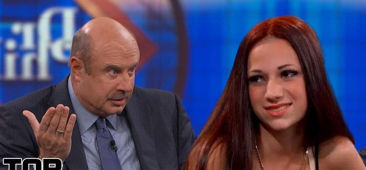 Top 10 Dr. Phil SAVAGE Moments 1