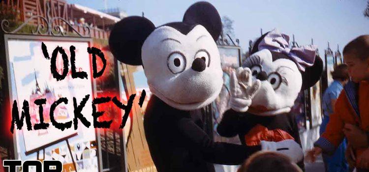 Top 10 Scary Disney Urban Legends 1
