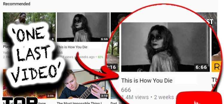 Top 10 Scary YouTube Urban Legends LIVESTREAM 1