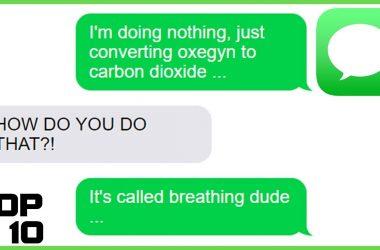 Top 10 Dumbest Text Messages - Part 20 1